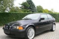 BMW 3 sērijas E36 hečbeka foto attēls 14