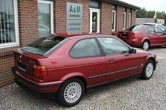 BMW 3 sērijas E36 hečbeka foto attēls 10