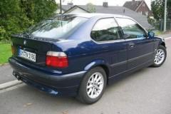 BMW 3 sērijas E36 hečbeka foto attēls 3