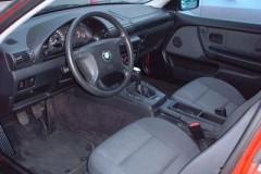 BMW 3 sērijas E36 hečbeka foto attēls 7