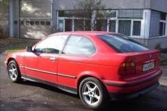 BMW 3 sērijas E36 hečbeka foto attēls 9