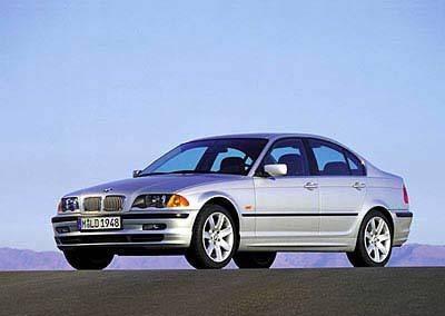 BMW 3 sērija 1998 foto attēls