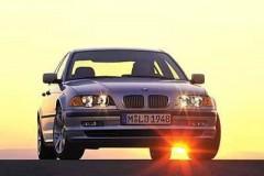 BMW 3 sērijas E46 sedana foto attēls 17