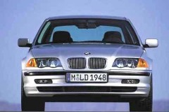 BMW 3 sērijas E46 sedana foto attēls 15
