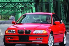 BMW 3 sērijas E46 sedana foto attēls 14