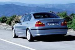 BMW 3 sērijas E46 sedana foto attēls 3