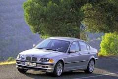 BMW 3 sērijas E46 sedana foto attēls 4