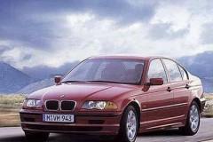 BMW 3 sērijas E46 sedana foto attēls 5