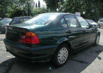 BMW Series E Sedan Reviews Technical Data Prices - Bmw 3 series e46