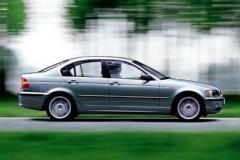 BMW 3 sērijas E46 sedana foto attēls 9
