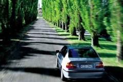 BMW 3 sērijas E46 sedana foto attēls 11