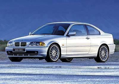 BMW 3 sērija 1999 foto attēls