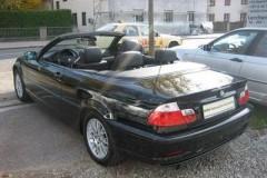 BMW 3 sērijas E46 kabrioleta foto attēls 15