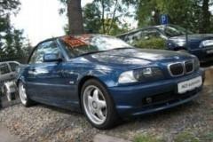 BMW 3 sērijas E46 kabrioleta foto attēls 21
