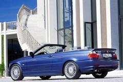 BMW 3 sērijas E46 kabrioleta foto attēls 16