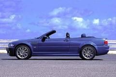 BMW 3 sērijas E46 kabrioleta foto attēls 1