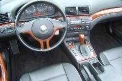 BMW 3 sērijas E46 kabrioleta foto attēls 14