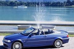 BMW 3 sērijas E46 kabrioleta foto attēls 11