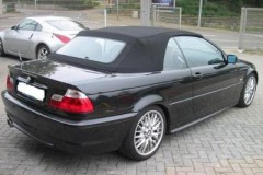BMW 3 sērijas E46 kabrioleta foto attēls 4