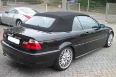 BMW 3 sērijas E46 kabrioleta foto attēls 7