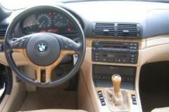 BMW 3 sērijas E46 kabrioleta foto attēls 18
