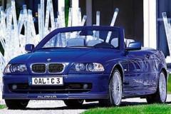 BMW 3 sērijas E46 kabrioleta foto attēls 9
