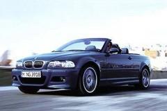 BMW 3 sērijas E46 kabrioleta foto attēls 10