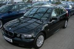 BMW 3 sērijas E46 hečbeka foto attēls 13
