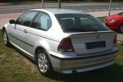 BMW 3 sērijas E46 hečbeka foto attēls 9