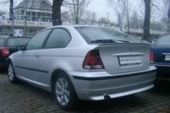 BMW 3 sērijas E46 hečbeka foto attēls 16
