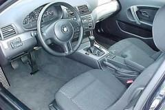 BMW 3 sērijas E46 hečbeka foto attēls 5