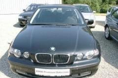 BMW 3 sērijas E46 hečbeka foto attēls 11