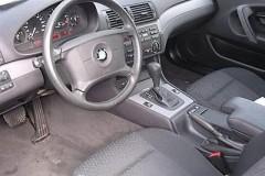 BMW 3 sērijas E46 hečbeka foto attēls 4