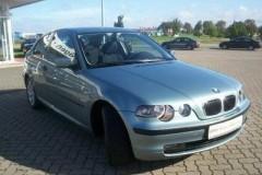 BMW 3 sērijas E46 hečbeka foto attēls 3