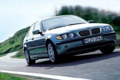 BMW 3 sērijas E46 sedana foto attēls 1
