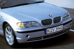 BMW 3 sērijas E46 sedana foto attēls 19