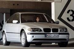 BMW 3 sērijas E46 sedana foto attēls 20