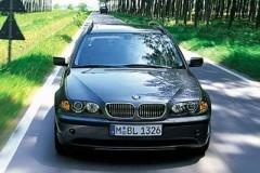 BMW 3 sērijas E46 sedana foto attēls 21