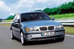 BMW 3 sērijas E46 sedana foto attēls 2