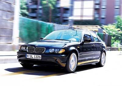 bmw 325xi 2003 fuel consumption