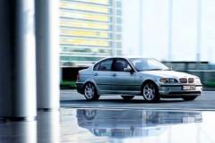 BMW 3 sērijas E46 sedana foto attēls 7
