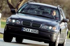 BMW 3 sērijas E46 sedana foto attēls 8