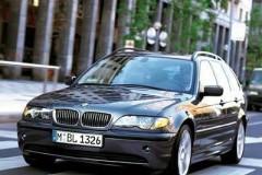 BMW 3 sērijas Touring E46 universāla foto attēls 14