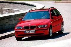 BMW 3 sērijas Touring E46 universāla foto attēls 18