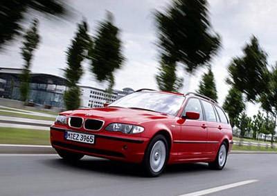 BMW 3 sērija 2001 foto attēls