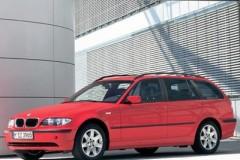 BMW 3 sērijas Touring E46 universāla foto attēls 11