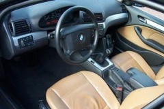 BMW 3 sērijas Touring E46 universāla foto attēls 10