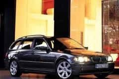 BMW 3 sērijas Touring E46 universāla foto attēls 3