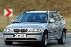 BMW 3 sērijas Touring E46 universāla foto attēls 5