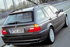 BMW 3 sērijas Touring E46 universāla foto attēls 7